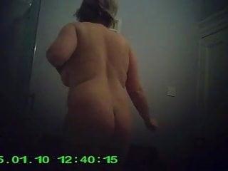 Chubby Spy Shower - Part 1