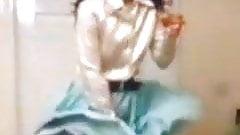 Office Aptitude Test: Windy Skirt