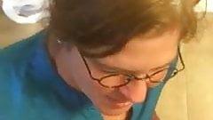nerdy lara librarian facial
