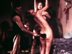 The Pain People (bondage loop starring Virginia Winter)