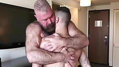 Daddy fuck a hungry boy raw