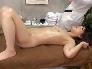 Japanese Lesbian massage 1