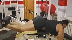Russian Workout (no sex)