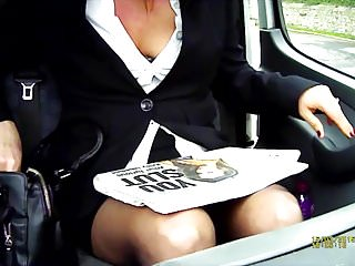 Secretary Sam & the White Van Man
