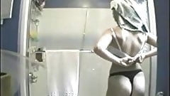 Big boobs in Shower