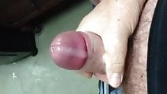 Big Dick Dad Jerks Off