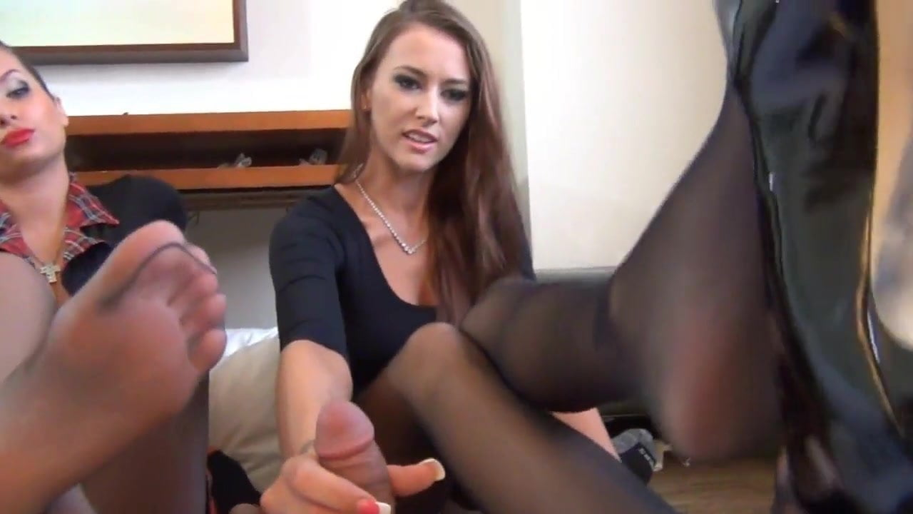 EMMY'S Sweet Cherry TOES & SOLES For YOUR Horny POLOE