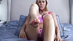 Hubby video POV with Goddess Alexis