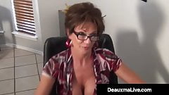 Cosplay Cougar Deauxma Orgasms With Evil Mature Dr. Focker!