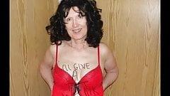 Подборка фотографий шлюшки-жены Sue Palmer
