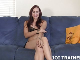 I love watching guy jerking off JOI