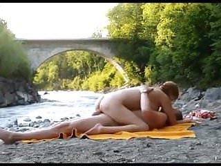 german couple outdoor sex