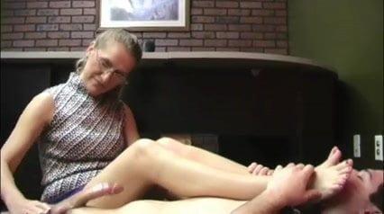 smell my feet boy