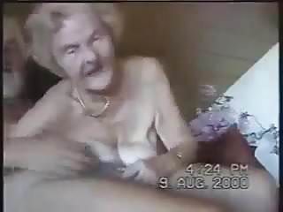 vieille video de papi et mamie