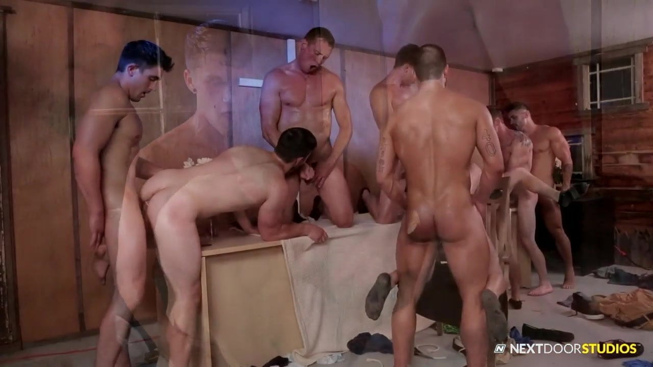Gay the reunion porn