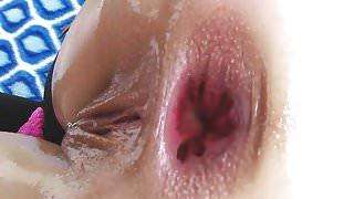 Alana Summers' bubble butt fucked hard