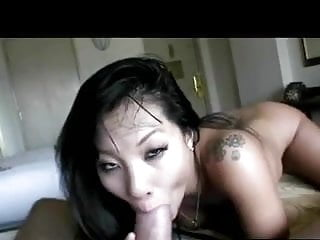 Hot sexy Asian hooker fucked in hotel Room