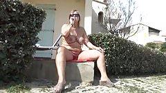 Enjoy the sun in a nudist-resort