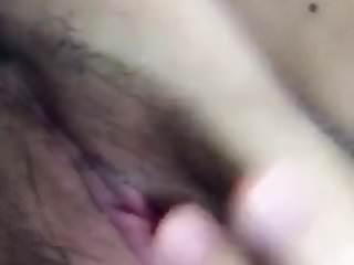 31 yo Korean girl showing pussy
