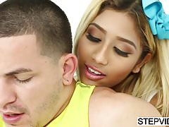 Stepsis Ally Berry gets banged hard