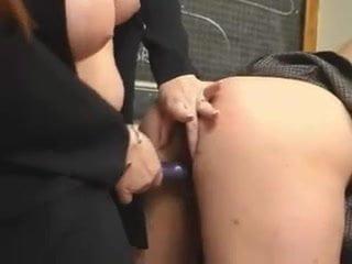 BBW Lesbian Teacher: Teacher Tube Porn Video 08