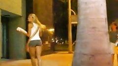 Stalking SEXY ASS Blonde Teen (PG) - Ameman