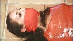 woman mummyed