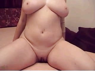 Webcams 2014 - Blonde MILF Rides Dildo Better than most 2