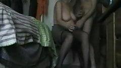 Sex Starved cheating wife came over to suck my cock and cum