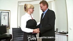 LETSGODIRTY -  Frau Weiland aus Berlin