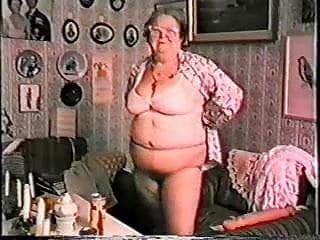 See my slut granny ! Amateur
