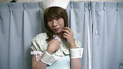 nurse cosplay comshot