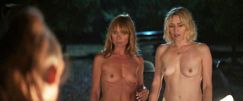 Anais Nue virginie ledoyen, marie-josee croze & axelle laffont naked