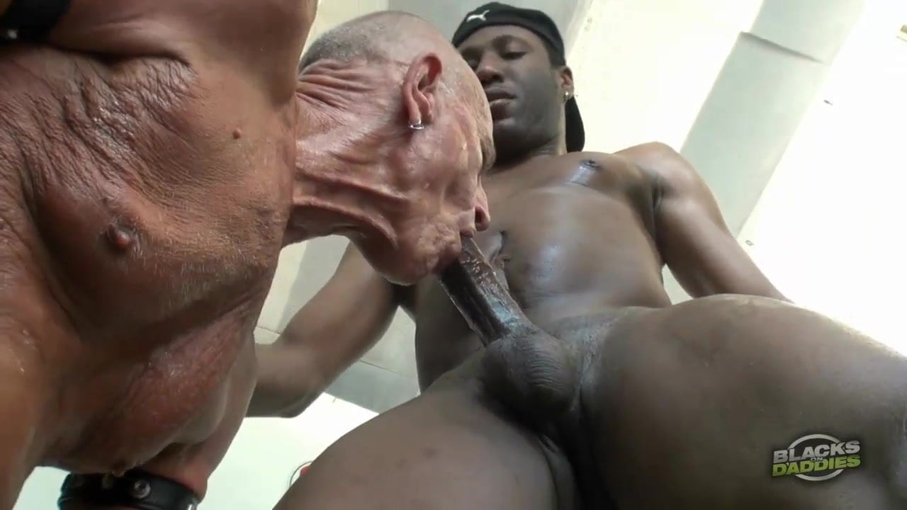 Gay interracial videos of the day