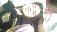 Indian student sex sandal threesome