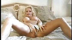 Candy Cotton Masturbates Her Tight Pussy