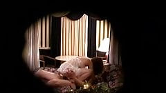 Hidden wedding-night sex