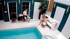 HUNT4K. Erotic adventures in the spa