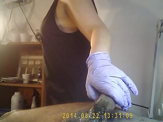 waxing by spanish girl on hidden cam part3