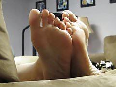 Friend sexy wife soles