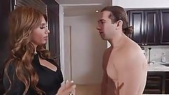 Taboo Not Mom teaches not her daughter 2