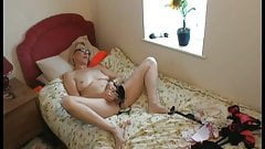 Everyone's favourite mature caught masturbating 1