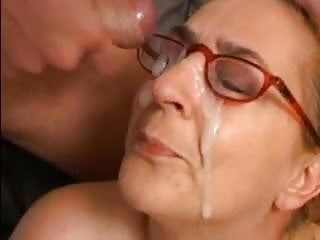 Dirty Granny Loves it up the Ass And The Taste Of Spunk !
