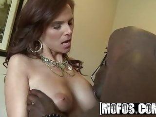 Milf Syren Demer wants some big black cock - MOFOS