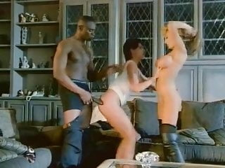 Jeanna Fine Interacial Threesome