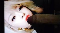 TWICE Jeongyeon cum tribute
