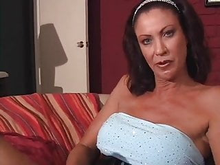 Older Mil Toys With Clit And Has Monster Climax