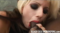 I need to get fucked with a big black monster cock