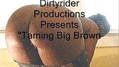 Spank My Black Ass (Big Brown 1)
