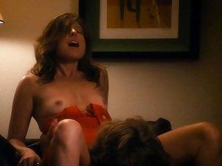Diane Farr Threesome & Sugar Lyn Beard Nude Sex Scene